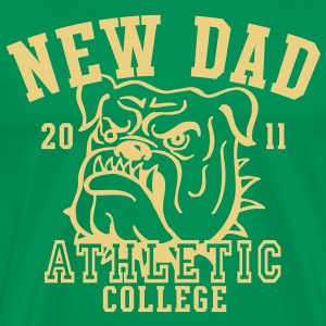NDC New Dad Athletic College Shirt BO - T-shirt Premium Homme