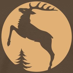 stag deer moose elk antler antlers horn horns cervine hart party night hunting hunter