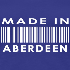 Made in Aberdeen T-Shirts - Women's Premium T-Shirt