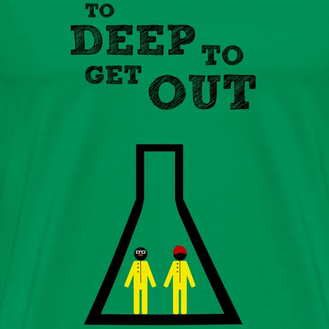 Breaking Bad - to deep to get out