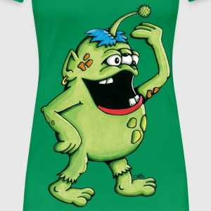 Monster T-Shirts - Women's Premium T-Shirt