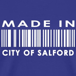 Made in City of Salford T-Shirts - Men's Premium T-Shirt