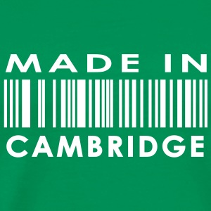 Made in Cambridge T-Shirts - Men's Premium T-Shirt