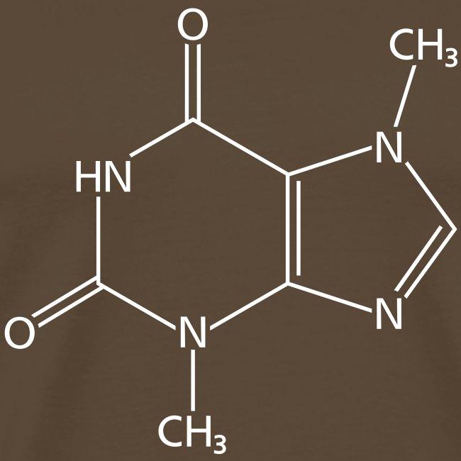 Schokoladen-Molekül