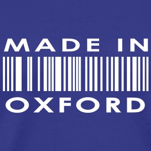 Made in Oxford T-Shirts - Men's Premium T-Shirt