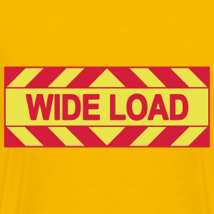 Wide Load T-Shirts - Men's Premium T-Shirt