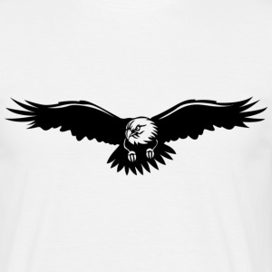 Eagle T-Shirt - Herre-T-shirt