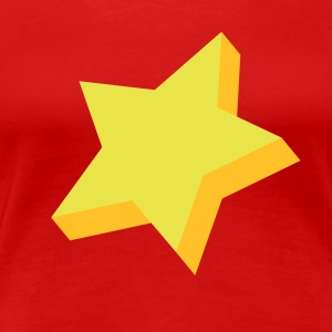 perspective_star_2c T-Shirts - Frauen Premium T-Shirt