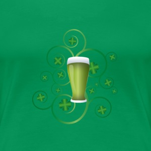 St Patricks day T-skjorter - Premium T-skjorte for kvinner