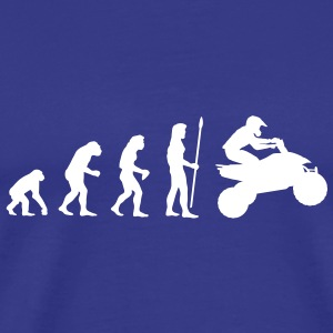 evolution_quad1 T-shirts - T-shirt Premium Homme