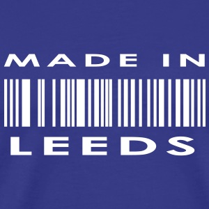 Made in Leeds T-Shirts - Men's Premium T-Shirt