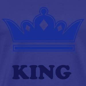 Crown T-Shirt - T-shirt Premium Homme