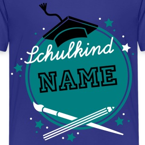 Schulkind Hut Kinder T-Shirts - Teenager Premium T-Shirt