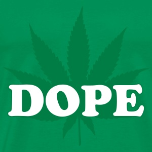Dope T-shirts - T-shirt Premium Homme