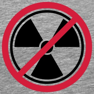 No To Nuclear Power T-Shirts - Men's Premium T-Shirt