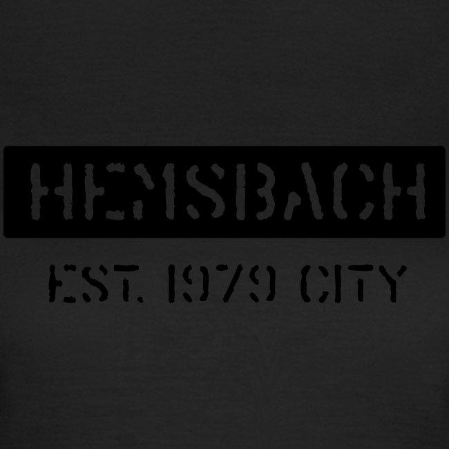 Girlieshirt 1979 City