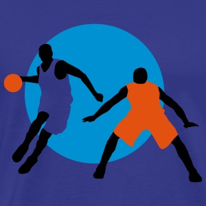 basketball_072011_e_3c T-Shirts - Men's Premium T-Shirt