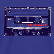 Design ~ Retro tape t shirt
