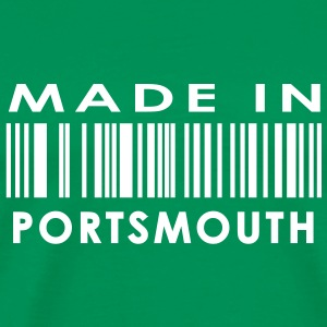 Made in Portsmouth T-Shirts - Men's Premium T-Shirt