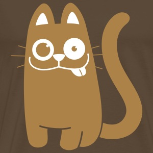 Fat Cat T-Shirts - Männer Premium T-Shirt