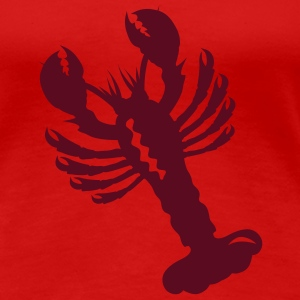 a lobster T-Shirts - Women's Premium T-Shirt