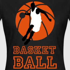 basketball_072011_l_3c T-shirts - Vrouwen T-shirt