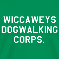 Design ~ Wiccaweys Dogwalking Corps.