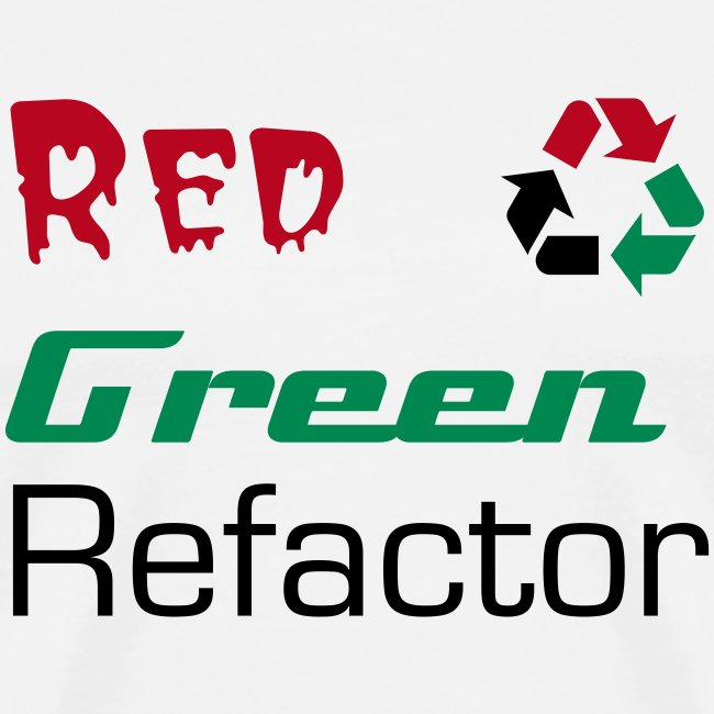 Red Green Refactor (without badge)