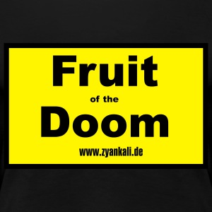 fruit_of_the_doom T-Shirts - Frauen Premium T-Shirt