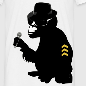 music monkey  - Männer T-Shirt