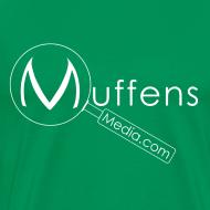 Design ~ Muffens Media T-Shirt: Green