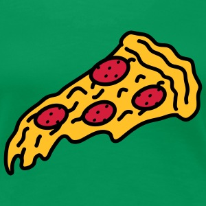 pizza_3c T-Shirts - Women's Premium T-Shirt