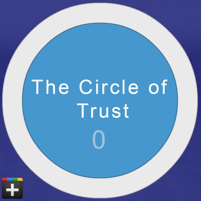 The Circle of Trust. Plus. Ladies