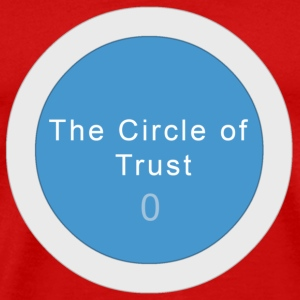Circle of Trust - G+ - Mannen Premium T-shirt
