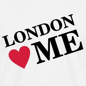 London Loves Me t-shirt! - Men's Premium T-Shirt
