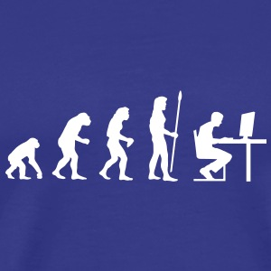 evolution_pc_gamer2 T-shirts - T-shirt Premium Homme