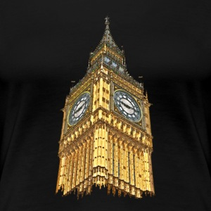 Big Ben T-Shirts - Frauen Premium T-Shirt