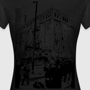 Streetview Vancouver T-shirts - Vrouwen T-shirt