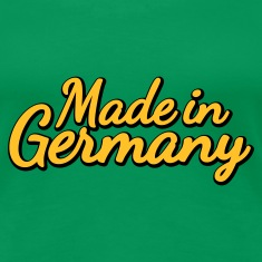 Made in Germany | Hergestellt in Deutschland T-Shirts