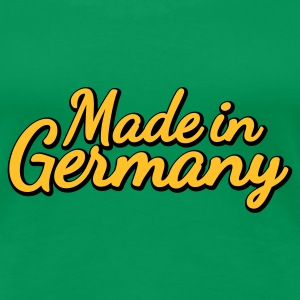 Made in Germany | Hergestellt in Deutschland T-Shirts - Frauen Premium T-Shirt