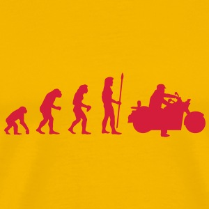 evolution_motos T-shirts - T-shirt Premium Homme
