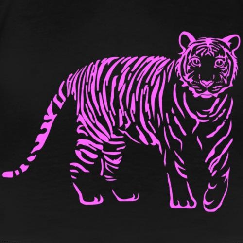 chat tigre lion