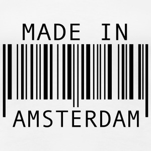 Made in Amsterdam T-shirts - Vrouwen Premium T-shirt