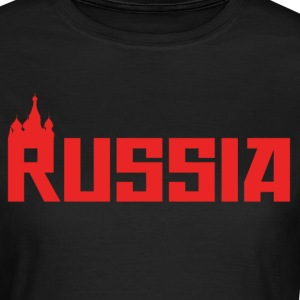 russia T-Shirts - Frauen T-Shirt