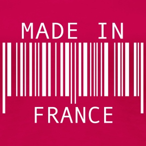Made in France T-shirts - T-shirt Premium Femme