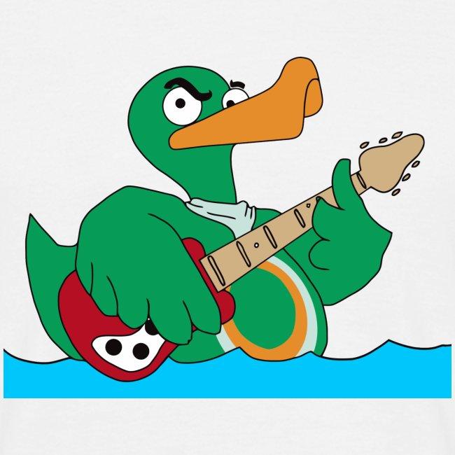 Basic T-Shirt duck@rock