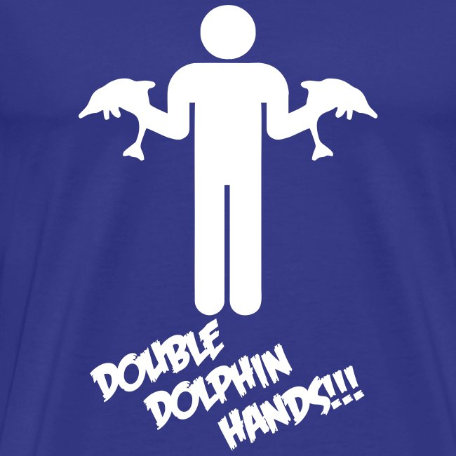Double Dolphin Hands!