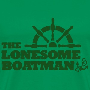 The Lonesome Boatman