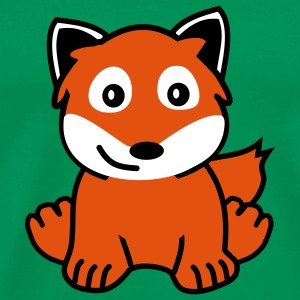 red fox T-Shirts - Männer Premium T-Shirt