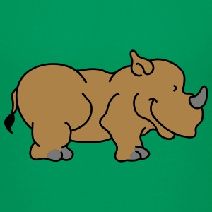 Sweet little rhino Kids' Shirts - Teenage Premium T-Shirt
